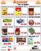 Aşmar Market 25 - 31 Mart 2021 Kampanya Broşürü! Sayfa 1