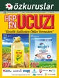 Öz Kuruşlar 01 - 14 Mart 2021 Kampanya Broşürü! Sayfa 1