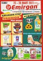 Emirgan Market 25 - 28 Mart 2021 Kampanya Broşürü! Sayfa 1