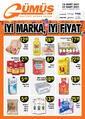 Gümüş Ekomar Market 18 - 29 Mart 2021 Kampanya Broşürü! Sayfa 1