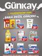 Günkay Gıda 01 - 05 Nisan 2021 Kuruçeşme, Derince, Körfez ve Tütünçiftlik Mağazalarına Özel Broşürü! Sayfa 1