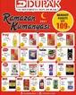 Durak Gıda 30 Mart - 12 Mayıs 2021 Ramazan Kolisi Fırsatları Sayfa 1 Önizlemesi