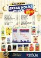 Çetinler Market 29 Mart - 12 Mayıs 2021 Ramazan Paketi Fırsatları Sayfa 1