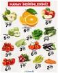 Gürmar Süpermarket 03 Mart 2021 Manav Kampanya Broşürü! Sayfa 1