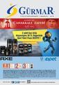 Gürmar Süpermarket 16 - 31 Mart 2021 Kampanya Broşürü! Sayfa 1