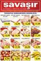 Savaşır Market 25 - 31 Mart 2021 Turgutlu Mağazalarına Özel Kampanya Broşürü! Sayfa 1