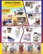 Pazar Süpermarketler 09 - 16 Mart 2021 Kampanya Broşürü! Sayfa 1