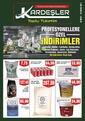 Kardeşler Toplu Tüketim 25 Mart - 10 Nisan 2021 Kampanya Broşürü! Sayfa 1