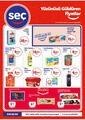 Seç Market 03 - 09 Mart 2021 Kampanya Broşürü! Sayfa 1