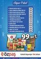 Özpaş Market 24 Mart - 08 Nisan 2021 Kampanya Broşürü! Sayfa 5 Önizlemesi