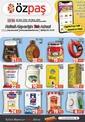 Özpaş Market 24 Mart - 08 Nisan 2021 Kampanya Broşürü! Sayfa 1