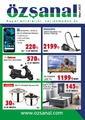 Özşanal 01 - 31 Mart 2021 Kampanya Broşürü! Sayfa 1