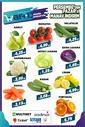 Artı 1 Süpermarket 18 - 21 Mart 2021 Manav Broşürü! Sayfa 1