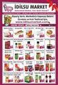 İdilsu Market 12 - 28 Mart 2021 Kampanya Broşürü! Sayfa 1