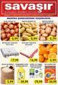 Savaşır Market 25 - 31 Mart 2021 Manisa Mağazalarına Özel Kampanya Broşürü! Sayfa 1