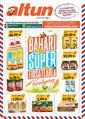 Altun Market 22 - 31 Mart 2021 Kampanya Broşürü! Sayfa 1