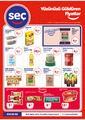 Seç Market 31 Mart - 06 Nisan 2021 Kampanya Broşürü! Sayfa 1