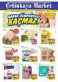 Çetinkaya Market 12 - 21 Mart 2021 Kampanya Broşürü! Sayfa 1