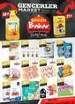 Gençerler Market 03 - 19 Mart 2021 Kampanya Broşürü! Sayfa 1
