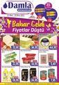 Damla Market 12 - 23 Mart 2021 Kampanya Broşürü! Sayfa 1