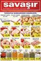 Savaşır Market 17 - 24 Mart 2021 Turgutlu Mağazalarına Özel Kampanya Broşürü! Sayfa 1