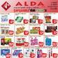 Alda Market 17 - 21 Mart 2021 Kampanya Broşürü! Sayfa 1