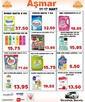 Aşmar Market 11 - 17 Mart 2021 Kampanya Broşürü! Sayfa 1
