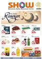 Show Hipermarketleri 09 - 22 Nisan 2021 Kampanya Broşürü! Sayfa 1