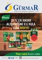 Gürmar Süpermarket 01 - 15 Nisan 2021 Kampanya Broşürü! Sayfa 1