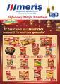 Meriş Alışveriş Merkezleri 02 - 16 Nisan 2021 Kampanya Broşürü! Sayfa 1