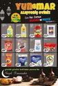 Yun-Mar Market 09 - 18 Nisan 2021 Kampanya Broşürü! Sayfa 1