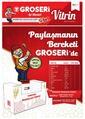 Groseri 01 - 30 Nisan 2021 Kampanya Broşürü! Sayfa 1