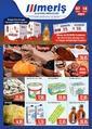 Meriş Alışveriş Merkezleri 07 - 18 Nisan 2021 Kampanya Broşürü! Sayfa 1