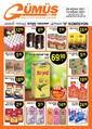 Gümüş Ekomar Market 08 - 13 Nisan 2021 Kampanya Broşürü! Sayfa 1