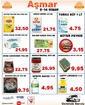 Aşmar Market 08 - 14 Nisan 2021 Kampanya Broşürü! Sayfa 1