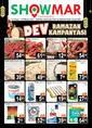 Showmar Hipermarketleri 12 - 20 Nisan 2021 Kampanya Broşürü! Sayfa 1