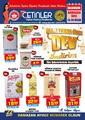 Çetinler Market 16 - 30 Nisan 2021 Kampanya Broşürü! Sayfa 1
