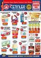 Çetinler Market 16 - 30 Nisan 2021 Kampanya Broşürü! Sayfa 5 Önizlemesi