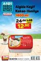 A101 24 Nisan - 07 Mayıs 2021 Dondurma Kampanya Broşürü! Sayfa 1 Önizlemesi