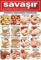 Savaşır Market 01 - 08 Nisan 2021 Turgutlu Mağazasına Özel Kampanya Broşürü! Sayfa 1