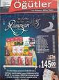 Öğütler Market 09 - 30 Nisan 2021 Ramazan Paketi Fırsatları Sayfa 1