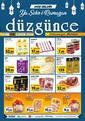 Düzgün Market 11 - 20 Nisan 2021 Kampanya Broşürü! Sayfa 1