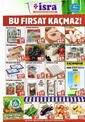 İsra Market 22 - 26 Nisan 2021 Kampanya Broşürü! Sayfa 1