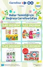 Carrefour 01 - 11 Nisan 2021 Temizlik Kampanya Broşürü! Sayfa 1