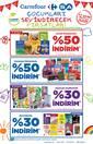Carrefour 19 - 23 Nisan 2021 23 NisaN Kampanya Broşürü! Sayfa 1