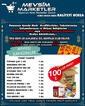 Mevsim Marketler Zinciri 01 Nisan - 12 Mayıs 2021 Ramazan Paketi Fırsatları Sayfa 1