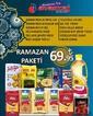 Avantaj Market 06 Nisan - 12 Mayıs 2021 Ramazan Paketi Fırsatları Sayfa 1