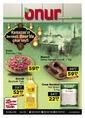 Onur Market 08 - 21 Nisan 2021 Bursa Bölge Kampanya Broşürü! Sayfa 1