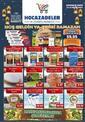 Hocazadeler Alışveriş Merkezi 12 - 19 Nisan 2021 Kampanya Broşürü! Sayfa 1