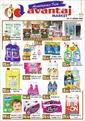 Avantaj Market 02 - 11 Nisan 2021 Kampanya Broşürü! Sayfa 2 Önizlemesi